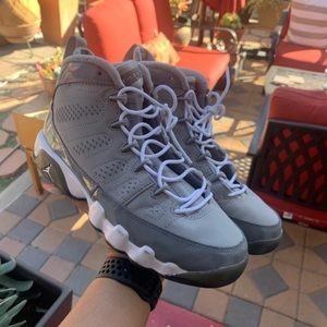 Jordan retro cool gray 9s